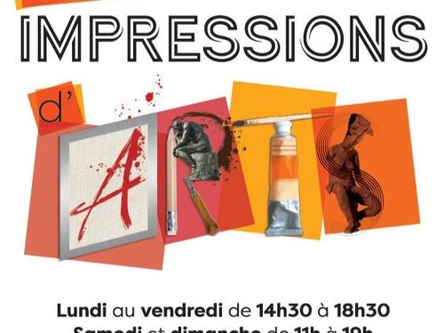"""13ème Salon """"Impression d'Arts"""" de Sautron"""