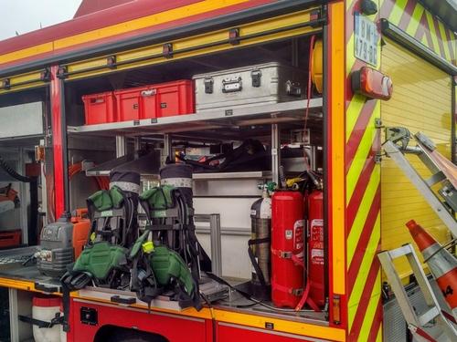 Trignac : deux personnes retrouvées sans vie après un incendie