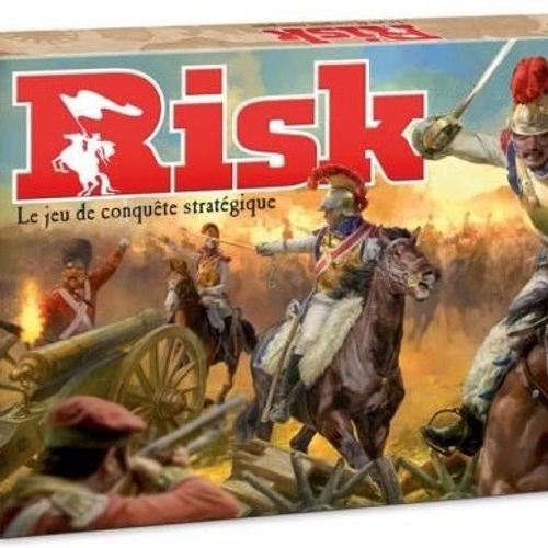Le jeu Risk