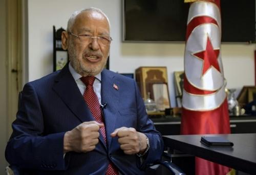 """Tunisie: le chef du Parlement Ghannouchi appelle à """"la lutte..."""