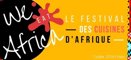 Festival We Eat Africa - Le Festival des Cuisines d'Afrique