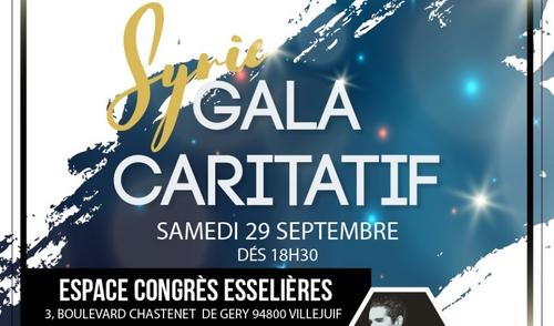 Gala Caritatif de Syria Charity