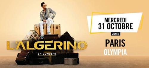 L'Algérino en concert