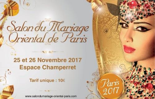 Gagnez des places pour le Salon du Mariage Oriental de Paris