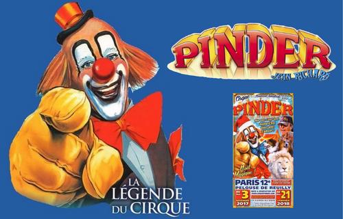 Gagnez des pass famille pour le Cirque Pinder