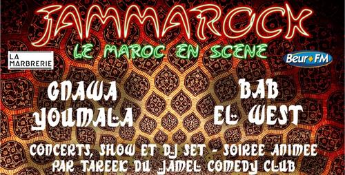 Gagnez vos places pour Jammarock