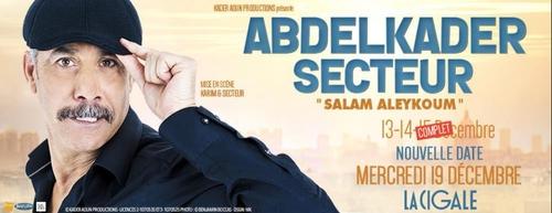 Abdelkader Secteur (Paris)