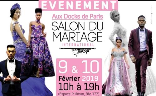 Salon du Mariage International de Paris