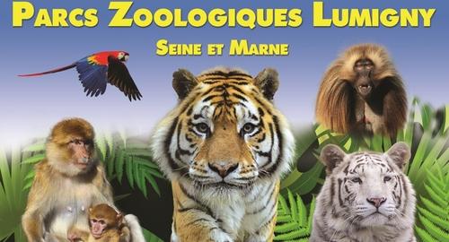 Parcs Zoologiques Lumigny