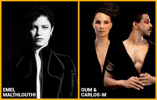 Gagnez vos places pour le concert de Emel Mathlouthi + Oum &...