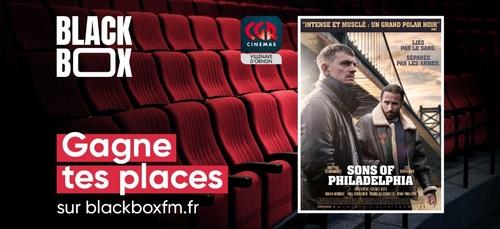 BlackBox Family : découvre Sons Of Philadelphia au cinéma