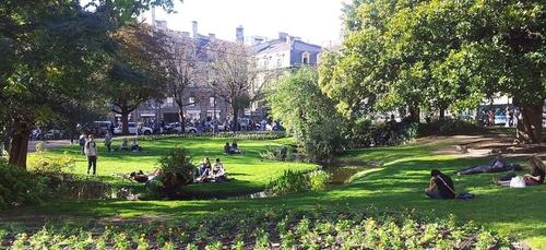 Bordeaux : la place Gambetta nouvelle version, ouverte au public ce...