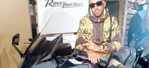 Naps : un scooter TMax à gagner en achetant son nouvel album (vidéo)