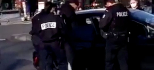 Freeze Corleone arrêté et placé en garde en vue à Paris (vidéo)