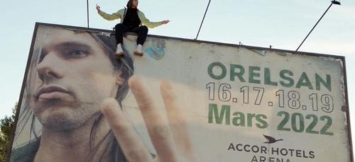 Orelsan annonce quatre concerts à Paris en 2022