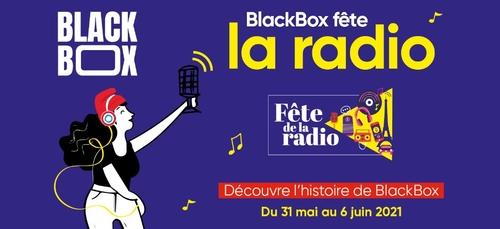 Fête de la radio : retour sur l'histoire de BLACKBOX !