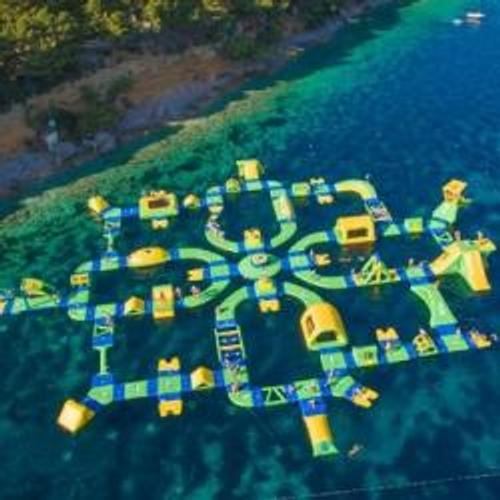 Le lac du Der va accueillir le plus grand parc aquatique d'Europe
