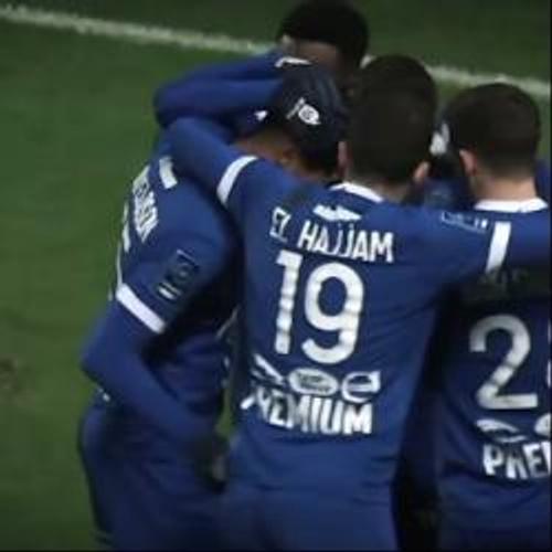 L'Estac s'incline contre le PSG (1-2)