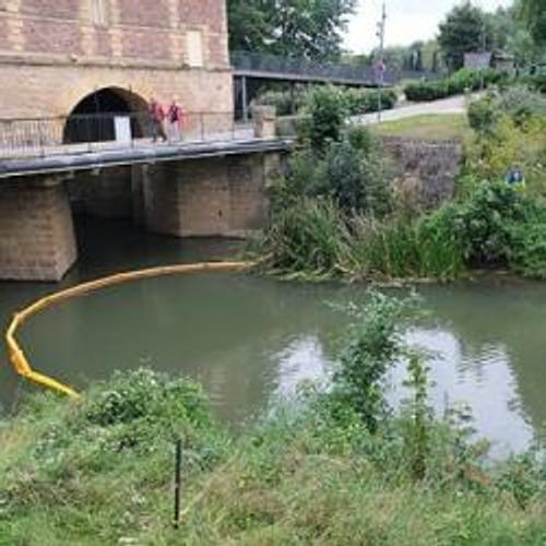 Un barrage à OFNI à Charleville-Mézières