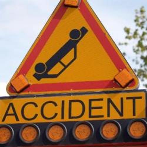 Un accident grave en cours