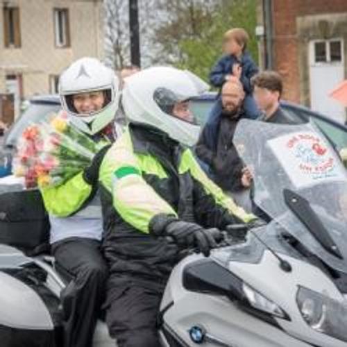 Une Rose, Un Espoir : les motards de retour ce week-end sur les...
