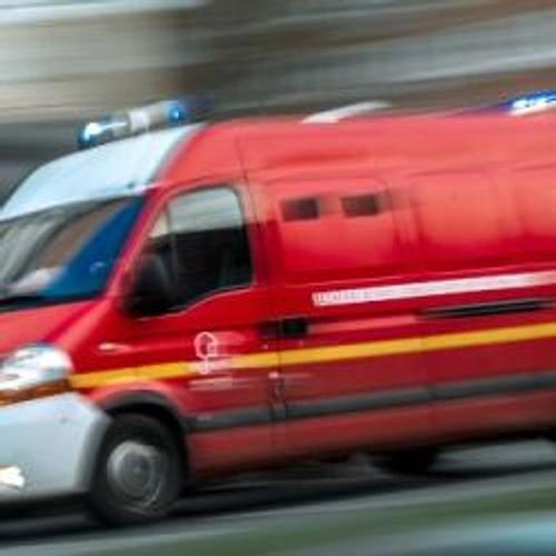 Trois personnes en urgence absolue après un accident