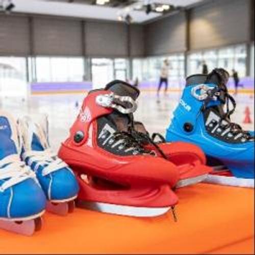 Ouverture de la nouvelle patinoire de Reims