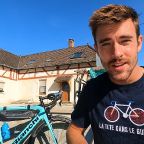 Calais - Marseille à vélo