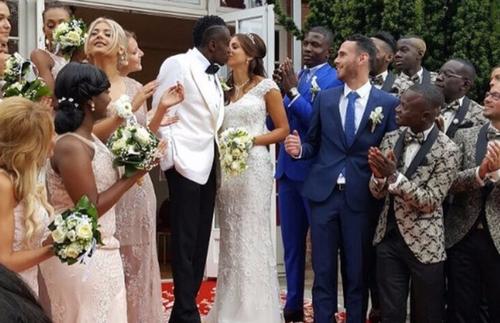 Blaise Matuidi s'est marié !