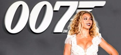 Beyonce au générique de James Bond ?