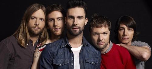 Maroon 5 de retour