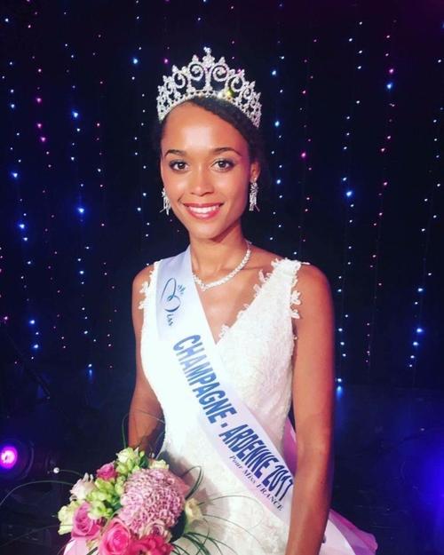 Safiatou Guinot Miss Champagne-Ardenne 2017