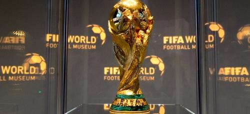 Voici l'affiche officielle de la Coupe du monde 2018!