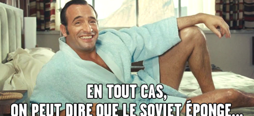 Jean Dujardin annonce une énorme nouvelle!