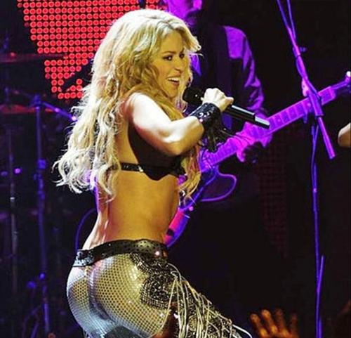 Comment avoir les mêmes fesses que Shakira?