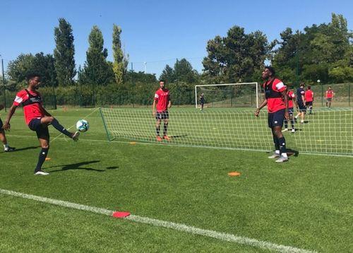 La reprise pour le Stade de Reims