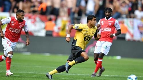 Reims domine Lille