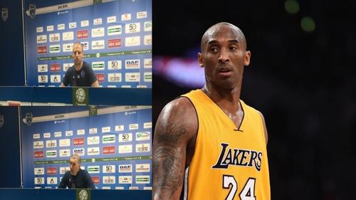 L'Estac réagit sur Kobe Bryant