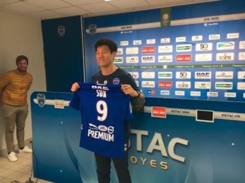 Le Zlatan Coréen is back !