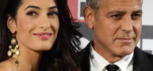 Un champagne Axonais au mariage de George Clooney.