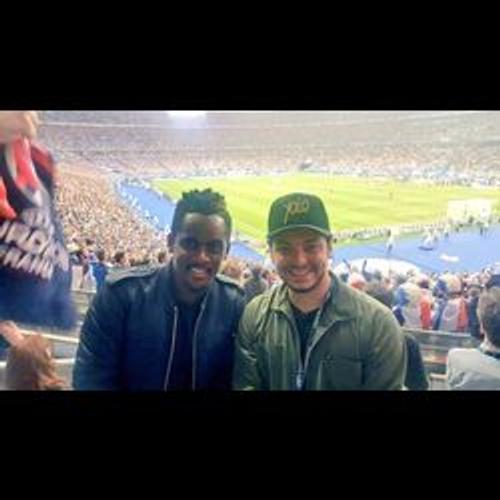 Pluie de stars au Stade de France