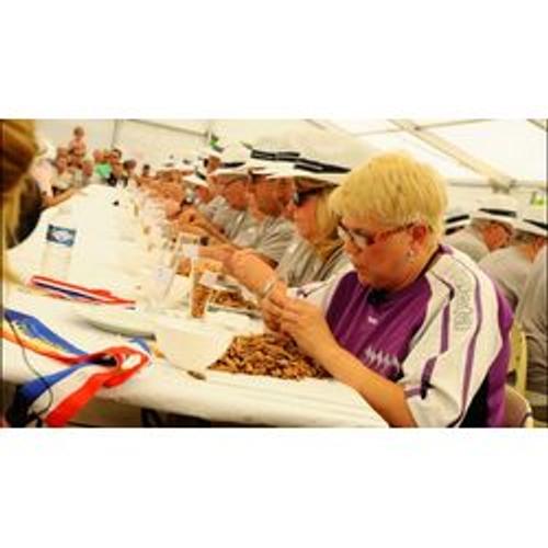 Championnat du monde de décorticage de crevettes