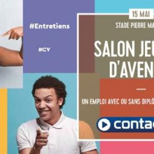 SALON JEUNES D'AVENIRS AVEC CONTACT FM