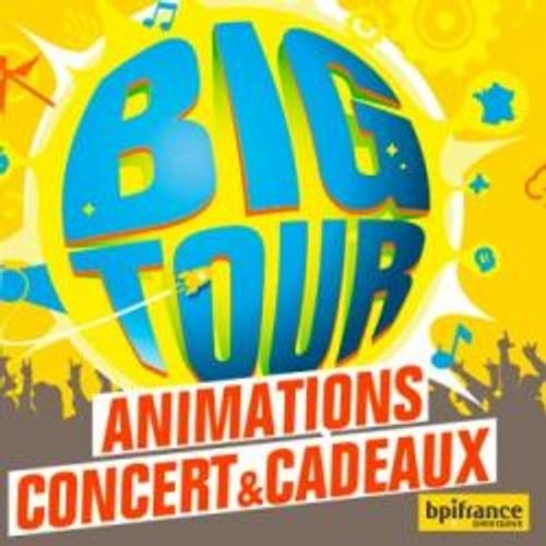 LE BIG TOUR AU TOUQUET AVEC CONTACT FM