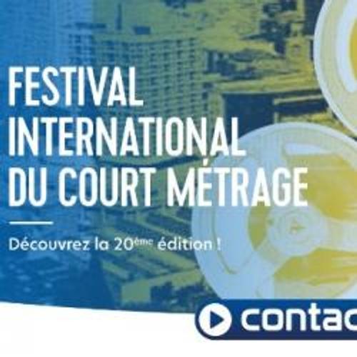 LE FESTIVAL INTERNATIONAL DU COURT MÉTRAGE AVEC CONTACT FM !