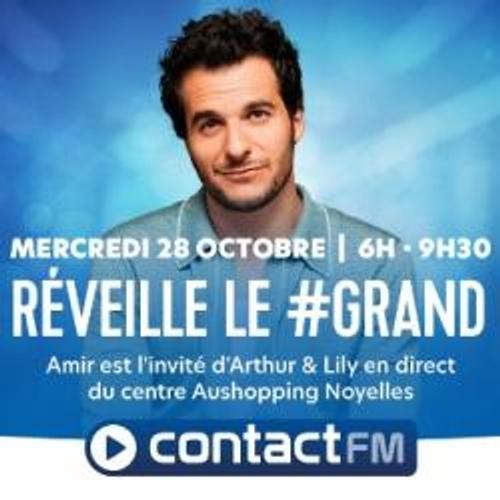 AMIR RÉVEILLE LE GRAND NORD !