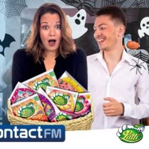 POUR HALLOWEEN, GAGNEZ UN KILO DE BONBONS LUTTI SUR CONTACT FM !