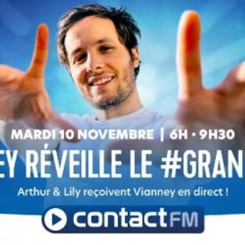 VIANNEY RÉVEILLE LE #GRAND NORD !