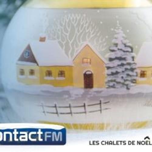 LES CHALETS DE NOËL D'AMIENS AVEC CONTACT FM !