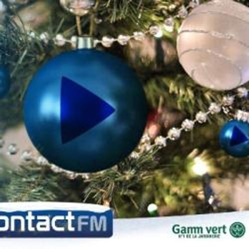 GAGNEZ VOTRE SAPIN DE NOËL AVEC GAMM VERT SUR CONTACT FM !